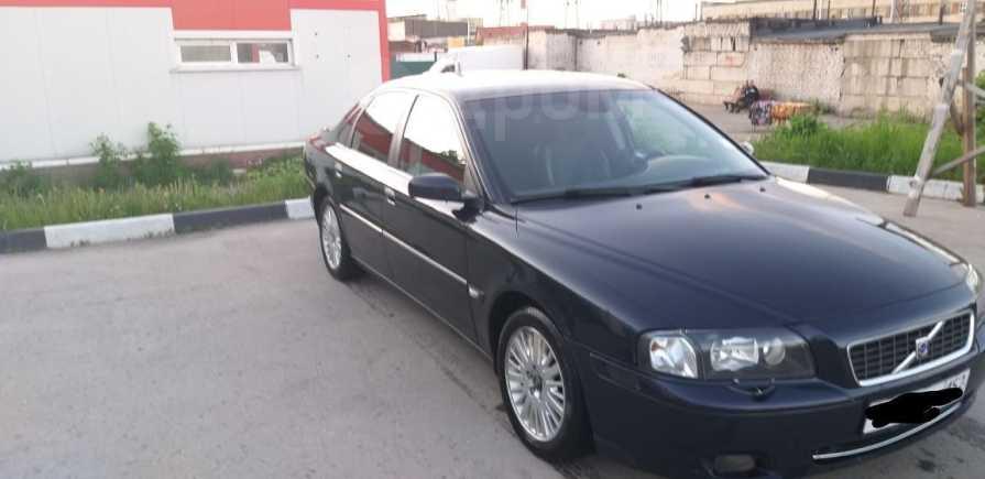 Volvo S80, 2006 год, 450 000 руб.