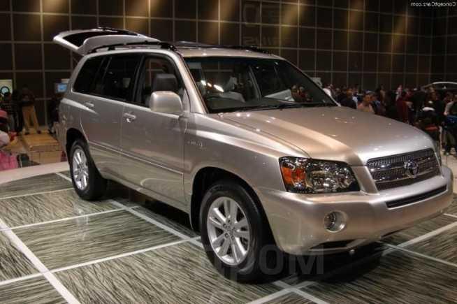 Toyota Highlander, 2003 год, 800 000 руб.