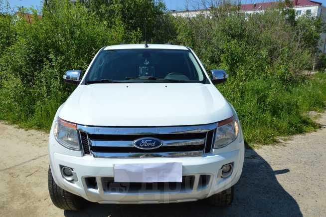 Ford Ranger, 2013 год, 1 370 000 руб.