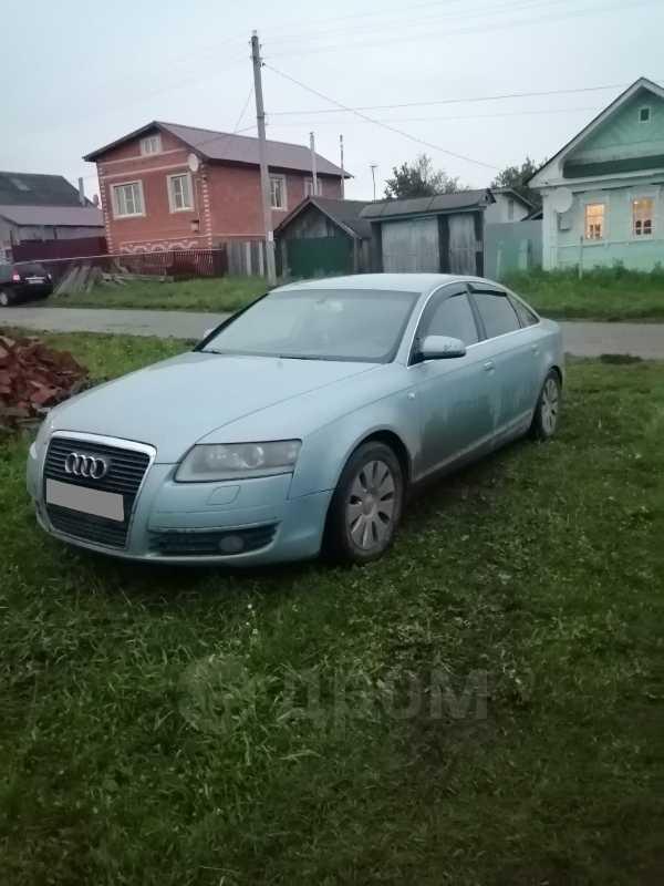 Audi A6, 2004 год, 285 000 руб.
