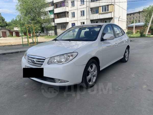 Hyundai Elantra, 2010 год, 448 000 руб.