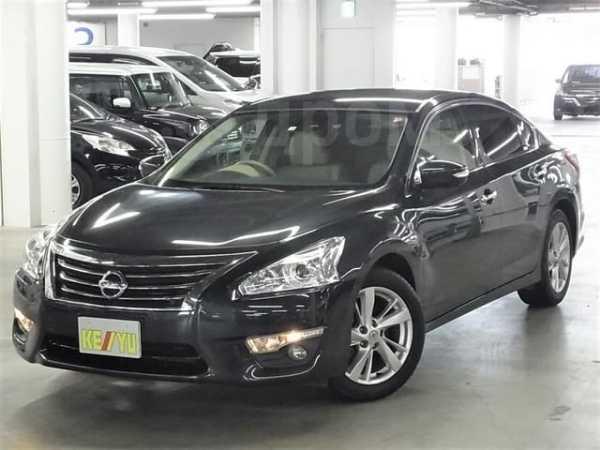 Nissan Teana, 2016 год, 1 378 550 руб.