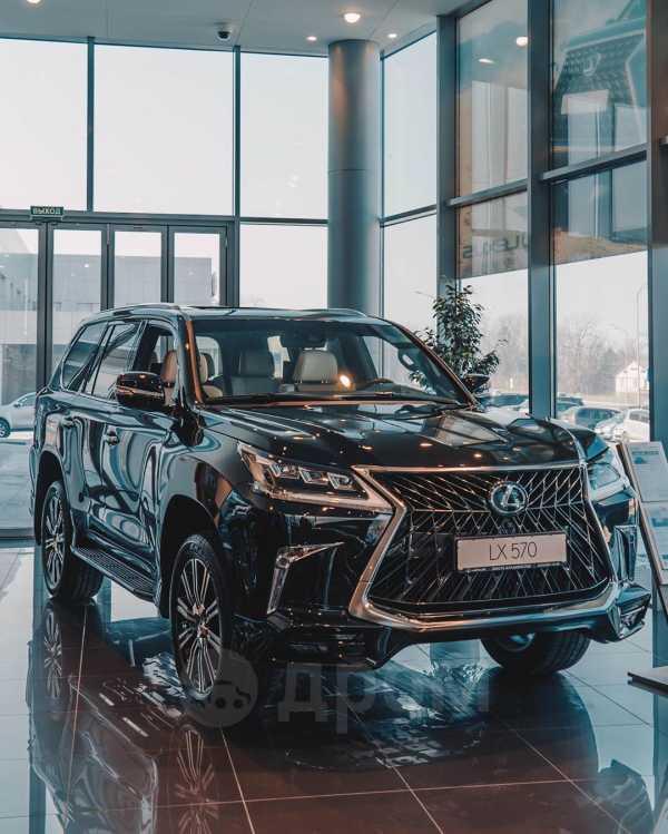 Lexus LX570, 2020 год, 7 787 000 руб.
