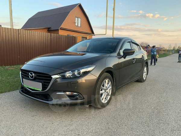 Mazda Mazda3, 2018 год, 1 200 000 руб.