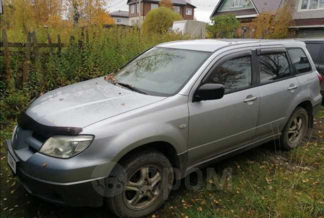 Mitsubishi Outlander, 2005 год, 410 000 руб.