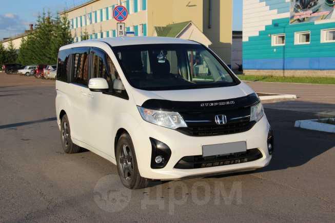Honda Stepwgn, 2015 год, 1 200 000 руб.