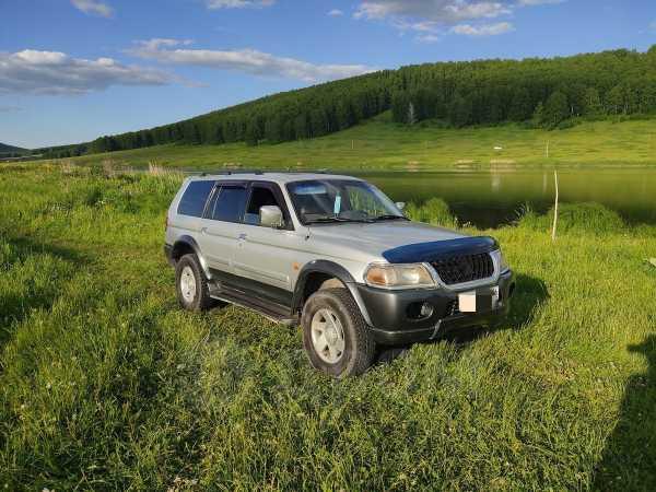 Mitsubishi Pajero Sport, 2002 год, 329 000 руб.