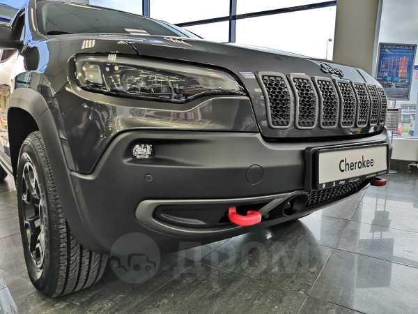 Jeep Cherokee, 2018 год, 3 125 000 руб.