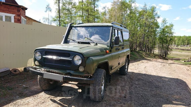 УАЗ 3153, 2003 год, 260 000 руб.