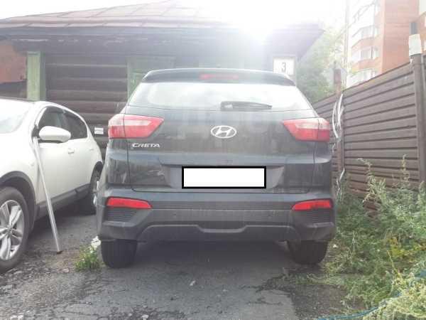 Hyundai Creta, 2019 год, 690 000 руб.