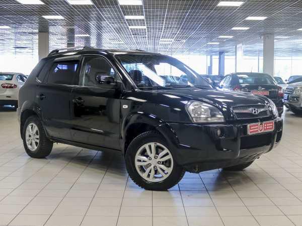 Hyundai Tucson, 2008 год, 499 900 руб.
