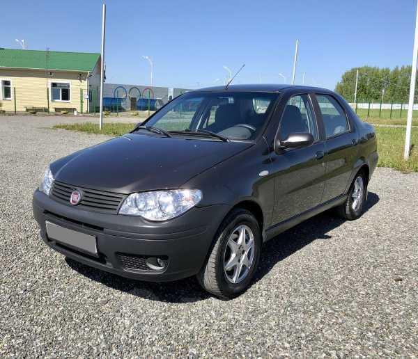 Fiat Albea, 2008 год, 197 000 руб.