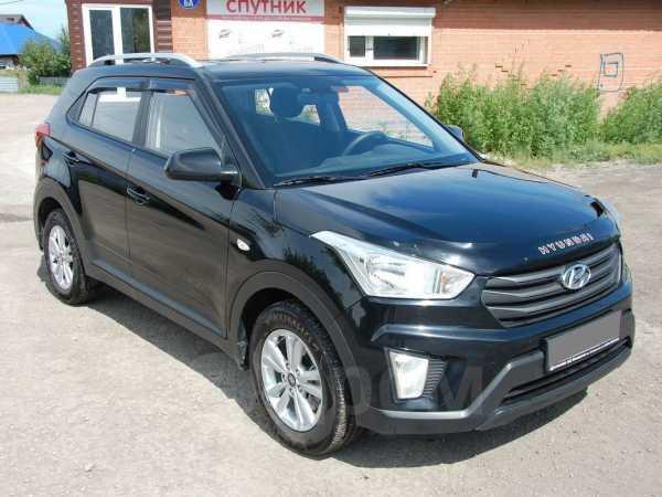 Hyundai Creta, 2017 год, 995 000 руб.