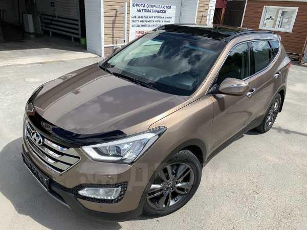 Hyundai Santa Fe, 2013 год, 1 320 000 руб.
