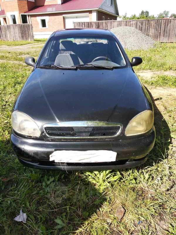 Chevrolet Lanos, 2008 год, 105 000 руб.