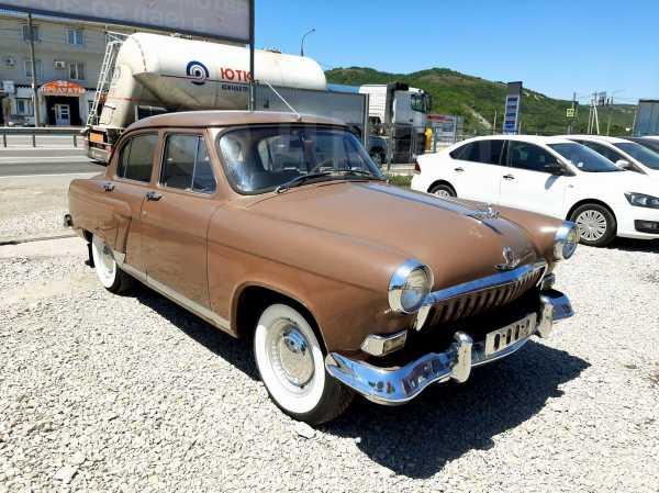 ГАЗ 21 Волга, 1961 год, 517 000 руб.