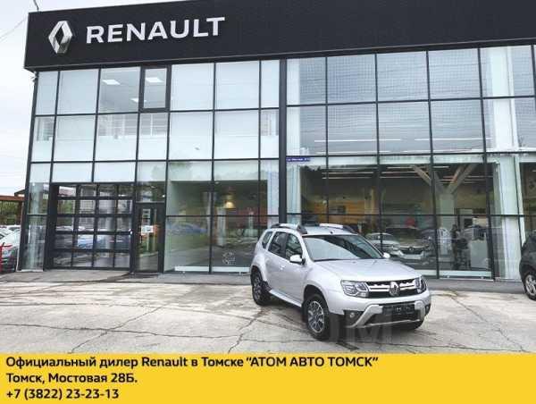 Renault Duster, 2019 год, 1 038 970 руб.