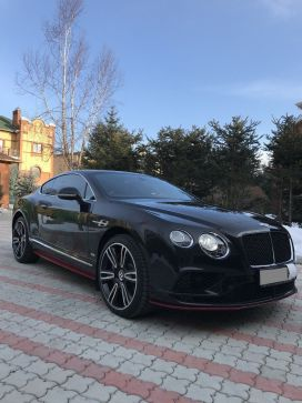 Владивосток Continental GT