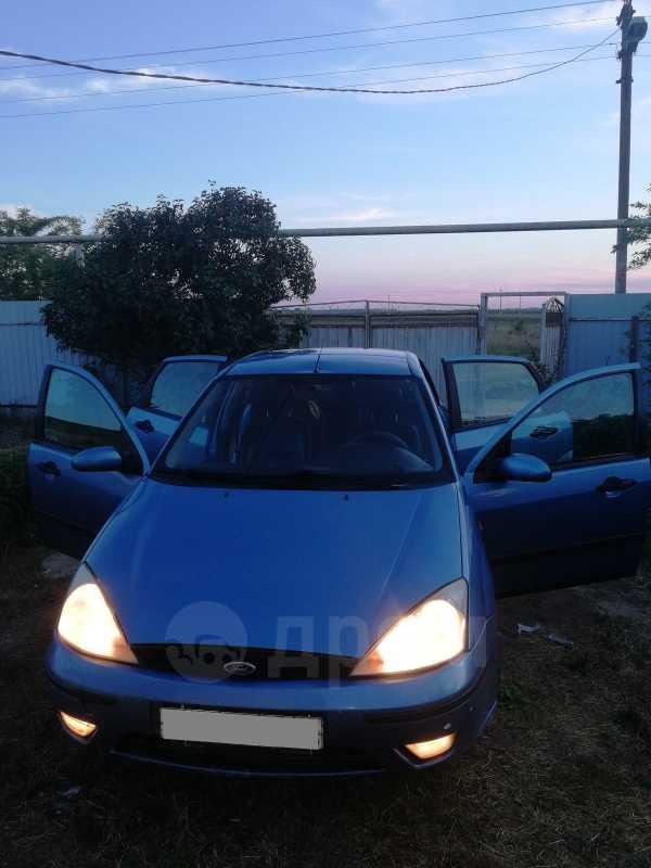 Ford Focus, 2003 год, 129 000 руб.