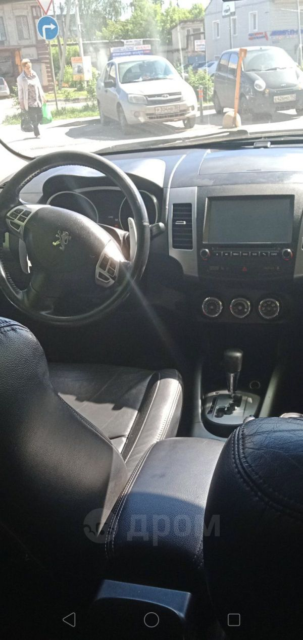 Peugeot 4007, 2010 год, 430 000 руб.