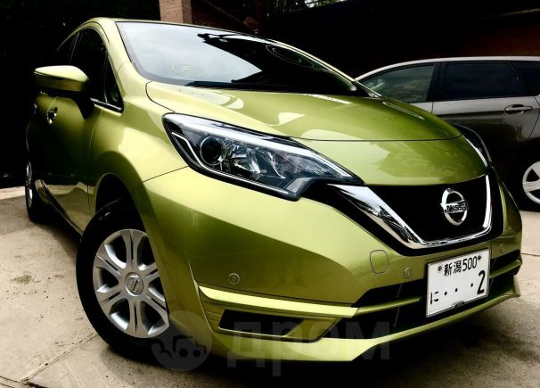Nissan Note, 2018 год, 729 000 руб.