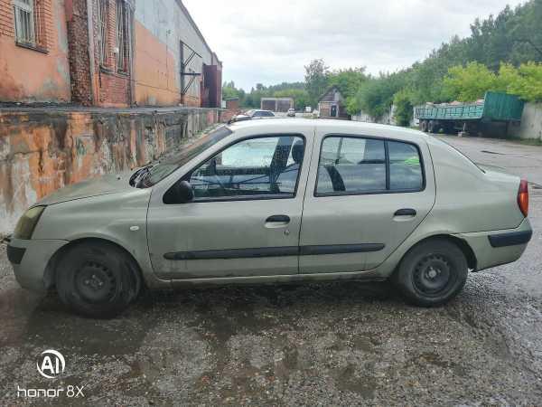 Renault Symbol, 2002 год, 100 000 руб.