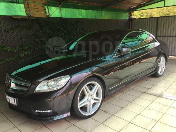 Mercedes-Benz CL-Class, 2013 год, 2 350 000 руб.