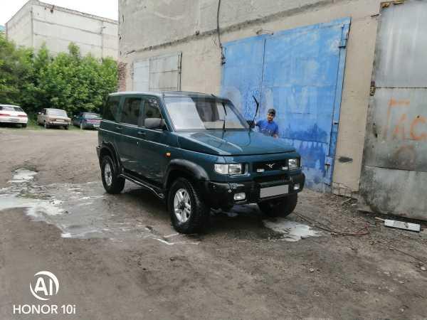 УАЗ Симбир, 2005 год, 200 000 руб.