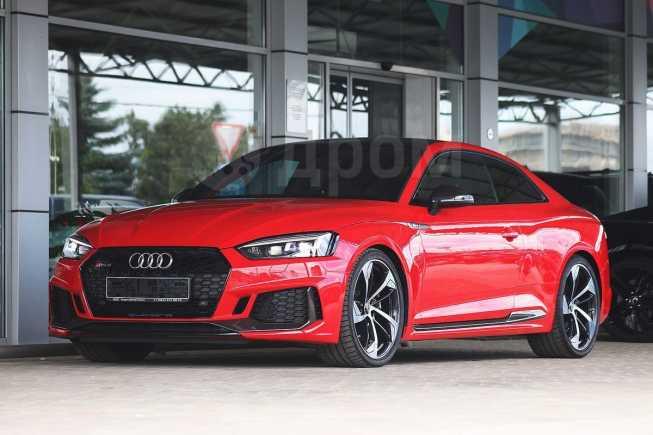 Audi RS5, 2017 год, 4 800 000 руб.