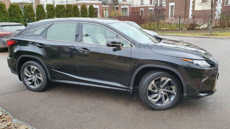Lexus RX200t, 2017 год, 2 930 000 руб.