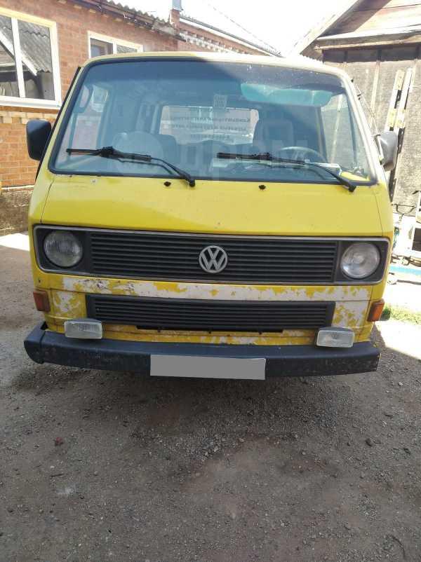 Volkswagen Transporter, 1988 год, 120 000 руб.