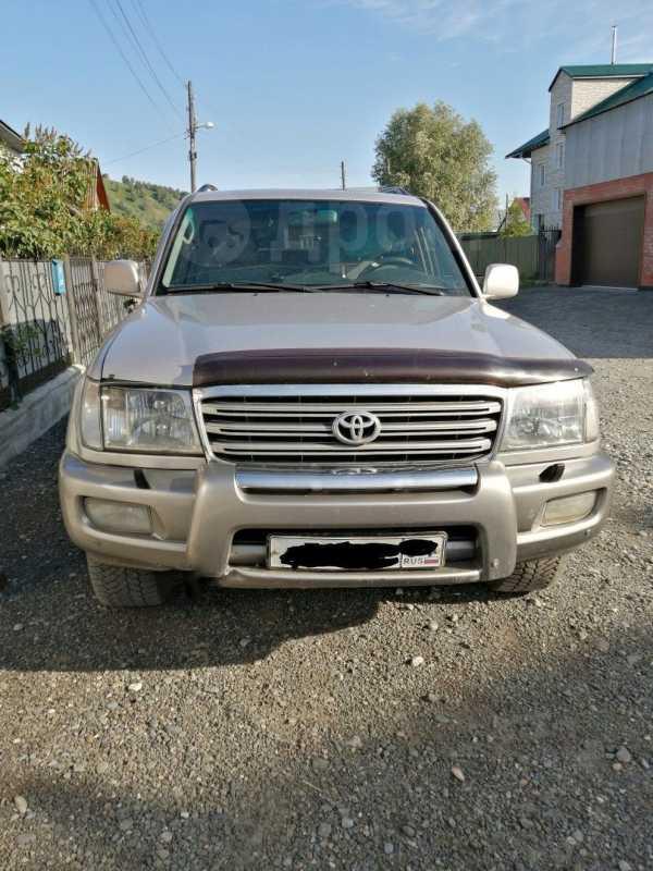 Toyota Land Cruiser, 2004 год, 1 300 000 руб.