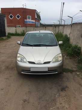 Киров Prius 2001