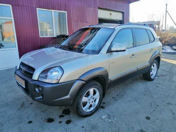 Hyundai Tucson, 2006 год, 510 000 руб.