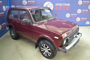 Воронеж 4x4 2121 Нива 2011