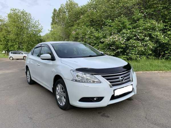 Nissan Sentra, 2014 год, 580 000 руб.