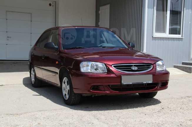Hyundai Accent, 2010 год, 295 000 руб.