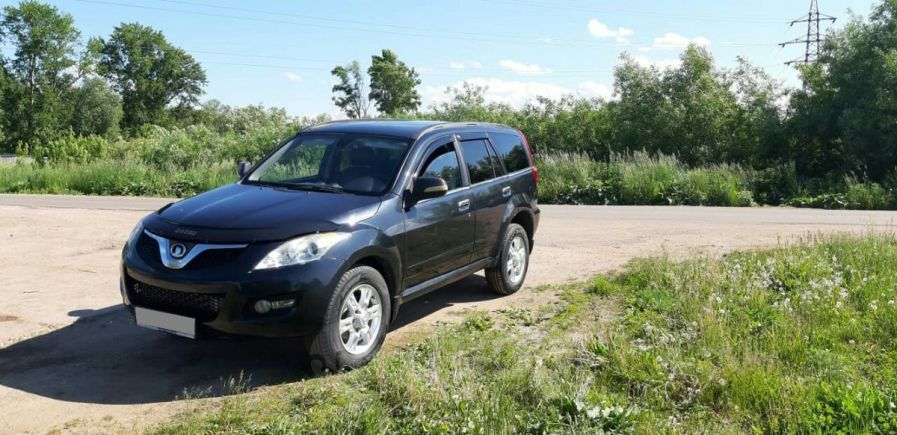 Great Wall Hover H5, 2012 год, 360 000 руб.