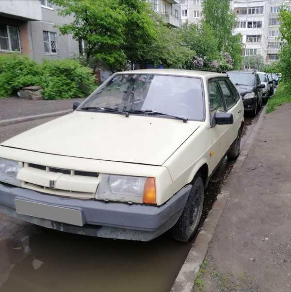 Лада 2109, 1989 год, 32 000 руб.