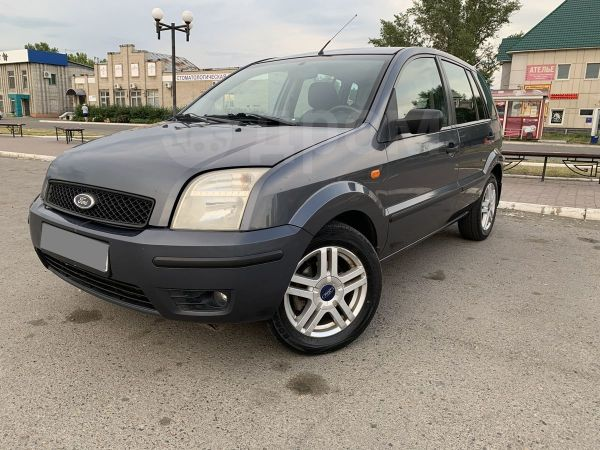 Ford Fusion, 2005 год, 200 000 руб.