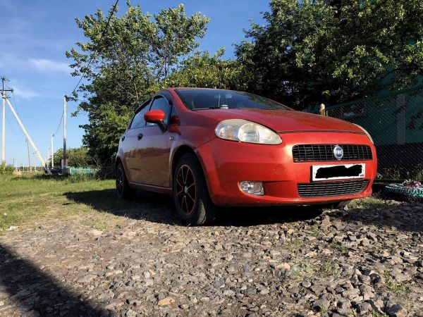 Fiat Punto, 2006 год, 220 000 руб.