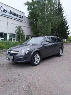 Черногорск Astra 2010