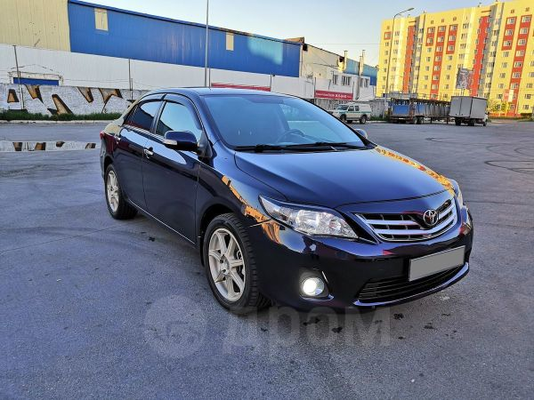 Toyota Corolla, 2012 год, 699 000 руб.