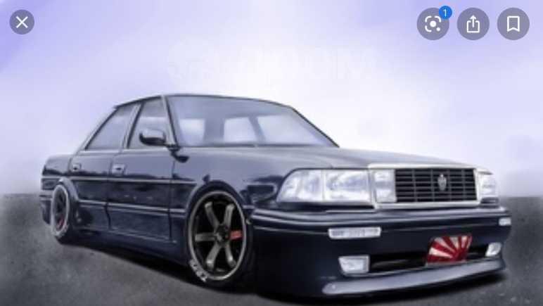 Toyota Crown, 1997 год, 310 000 руб.