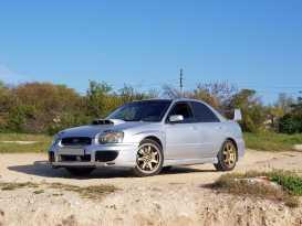 Черноморское Impreza WRX 2003