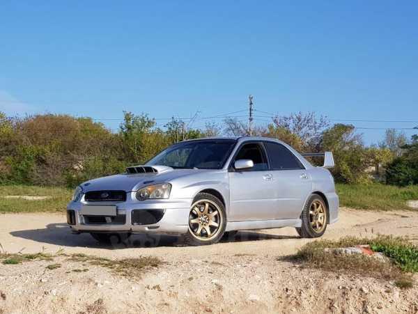 Subaru Impreza WRX, 2003 год, 480 000 руб.