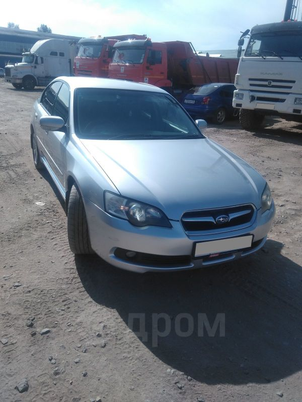 Subaru Legacy B4, 2004 год, 320 000 руб.