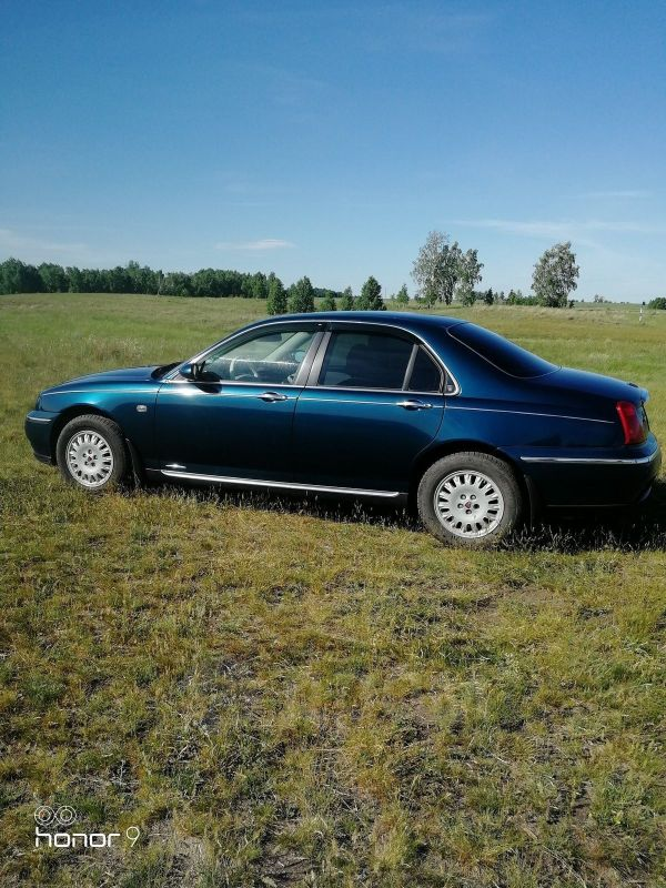 Rover 75, 2000 год, 270 000 руб.