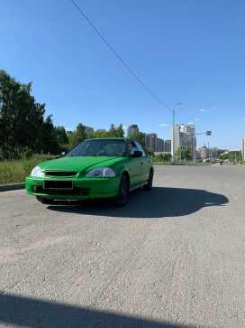 Челябинск Civic 1996