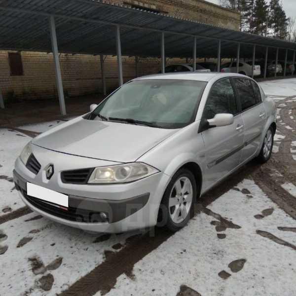 Renault Megane, 2006 год, 260 000 руб.